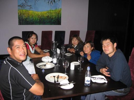 07British 晩餐