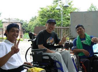 芝田さん2006東海